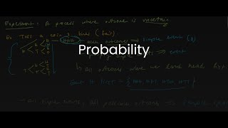 MDM4U/Grade 12 Data Management: 1.3 Introduction To Probability