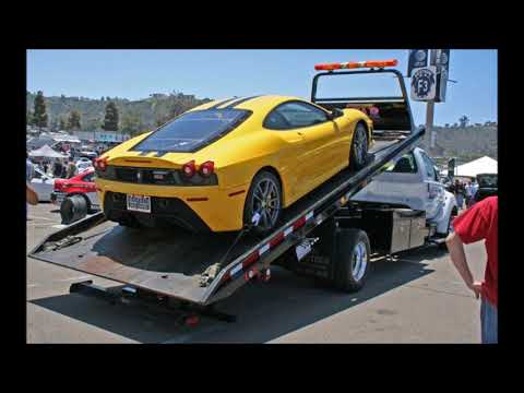 Race Car Towing Services in Las Vegas NV | Aone Mobile Mechanics