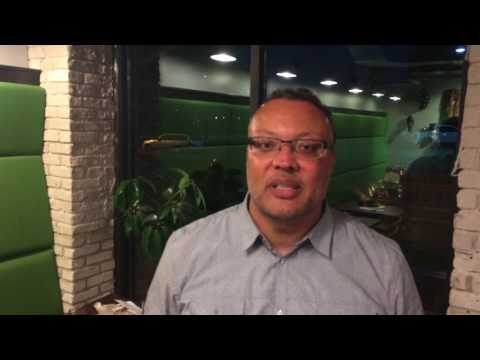 2nd Ward City Commissioner Joe Jones declares victory in the city commissioners race