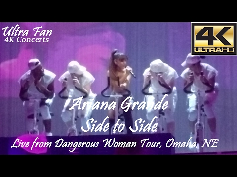 Ariana Grande - Side to Side Live from...