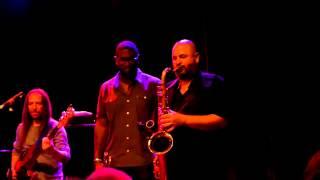 "JJ Grey & Mofro mit ""Georgia Warhorse"" live im Piano Dortmund am 01.05.2014"