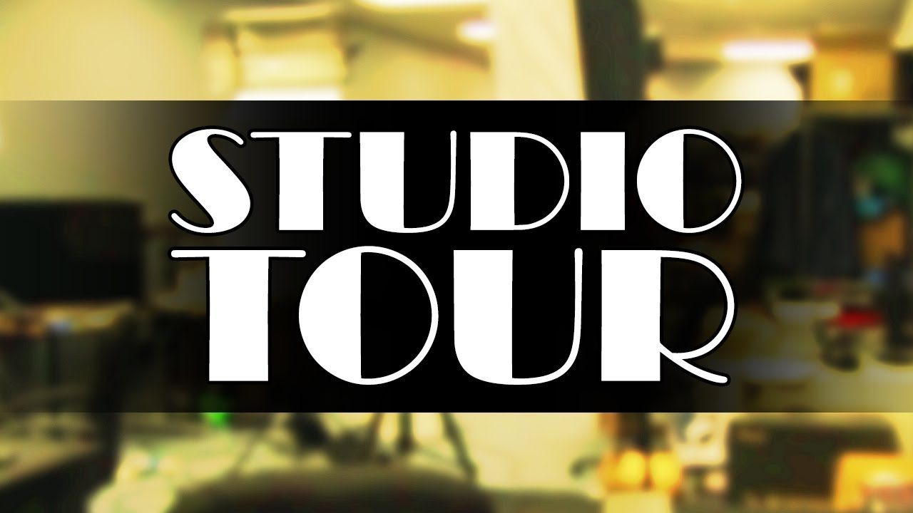 Newegg TV Studio Tour!
