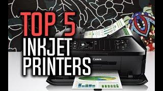 Best InkJet Printers in 2018 - Which Is The Best Inkjet Printer?