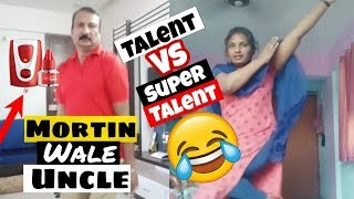 Talent Vs Super Talent | Tik Tok Funny Video 😂