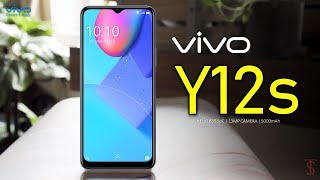 Vivo Y12s Price, Official Look, Camera, Design, Specifications, Features