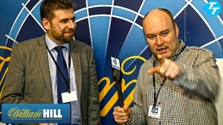 Tony Kenny from William Hill talks odds with TungstenTales