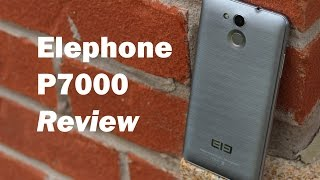 Elephone P7000 Review: A little late.....
