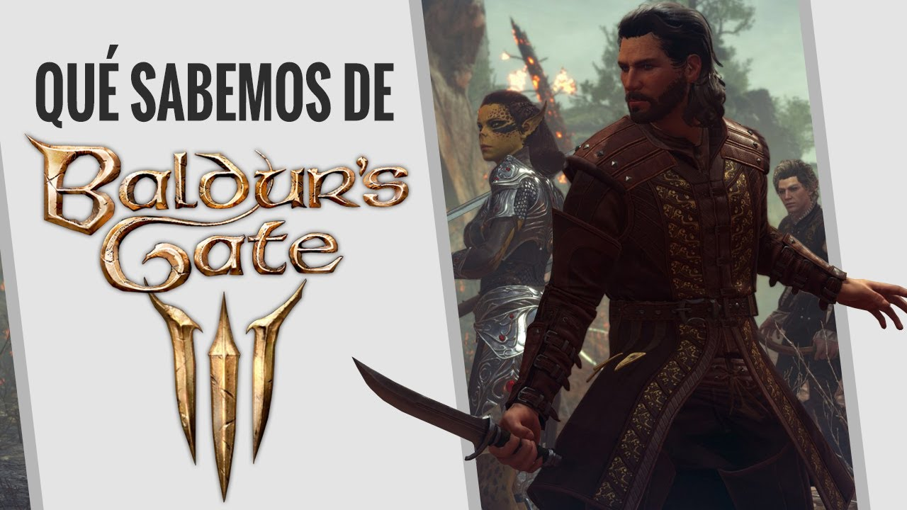 Baldur's Gate III - ¿Qué sabemos hasta ahora? (Mecánicas - Turnos - Sigilo - Level Cap)