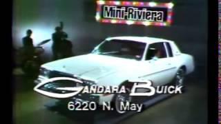 1982 Car Commercial Gandara Buick
