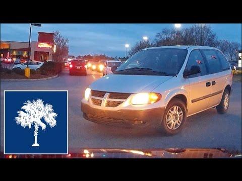 Bad Drivers of South Carolina #233