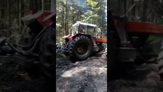 Drift leśny 1