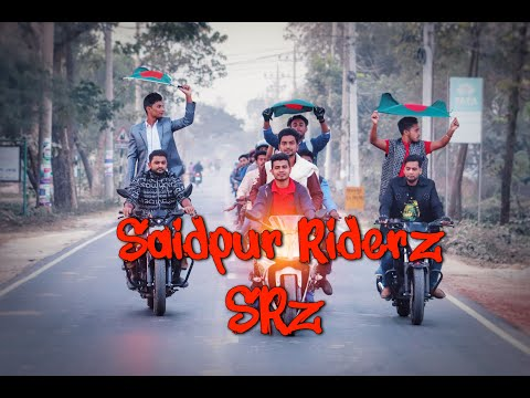 Saidpur Raiderz SRz 26 March Stunt Show 2k18