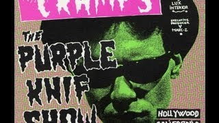 Radio Cramps - The Purple Knif Show - Side 1