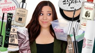 WORTH THE MONEY? PRODUCTS I USED UP 2018! BEAUTY EMPTIES