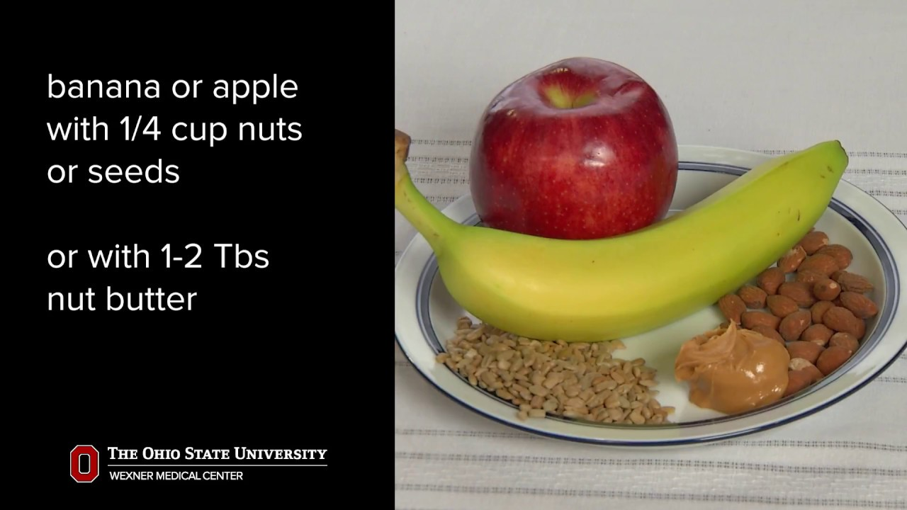Weight management: How to snack smart