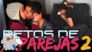 ► Retos de Parejas 2   Vine vs Twitter   Nath Campos y Ramiro thumbnail