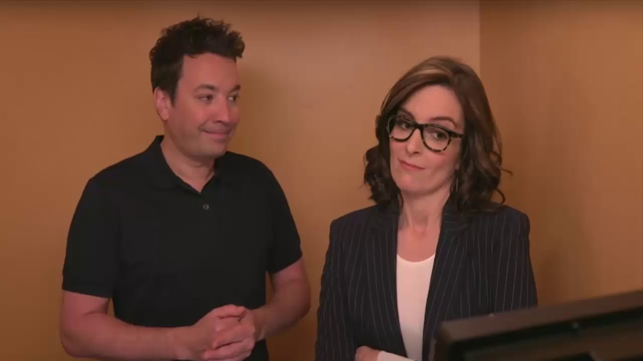 Tina Fey knife