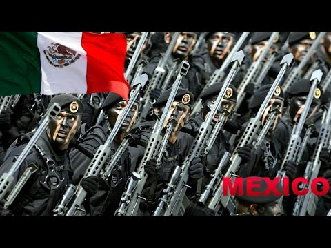 Mexico City, Independence Day Military Parade: Mexican Armed Forces
