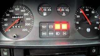 Alfa Romeo 33 1.3 VL start engine and its sound