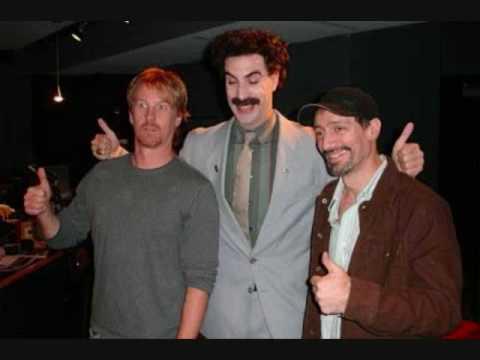 Opie & Anthony: Borat In Studio