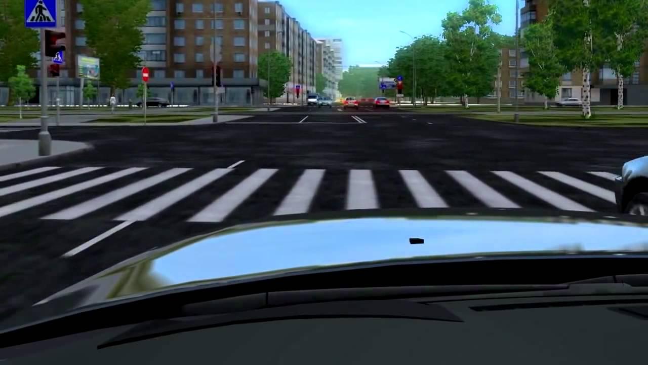 игры по городу на машинах скачать