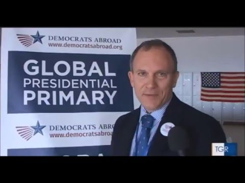 Democrats Abroad-Naples Voting Center for Global Presidential Primary