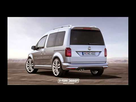 vw caddy gti tuning by x tomi design youtube. Black Bedroom Furniture Sets. Home Design Ideas