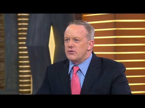 """Sean Spicer Claims He Never """"Knowingly"""" Lied to American People"""