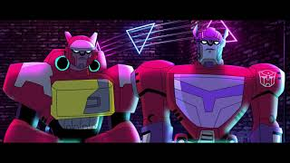 Optimus Hits The Club! - In The Heights x Transformers Animated