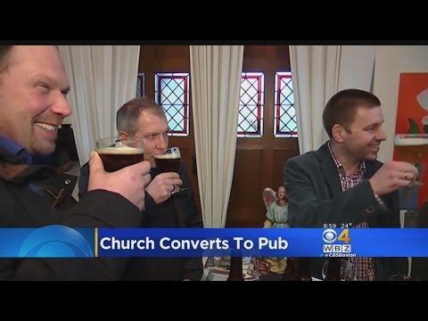 Church Converts To Pub