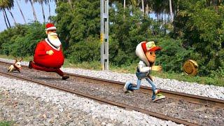 Subway Surfers In Real Life Full Series - 4K