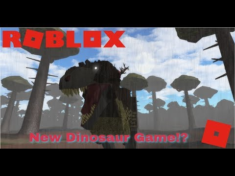Roblox Hell Creek - Another Dinosaur Game!?