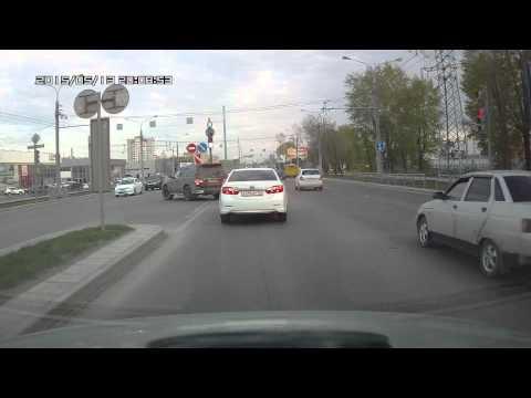 Пермь.Блатной номер Х059ММ59 положен на ПДД