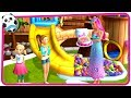 Barbie Dreamhouse Adventures Part 4 - Fun Puppy Playground, Dress Up and Party Games for Kids