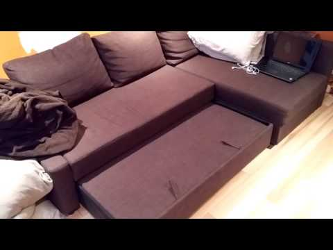 Ikea Friheten couch problem