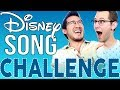 DISNEY SONG CHALLENGE | Markiplier