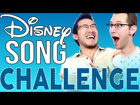 Thumbnail: DISNEY SONG CHALLENGE | Markiplier