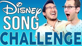 Download DISNEY SONG CHALLENGE | Markiplier Mp3 and Videos
