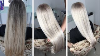 Weiss Silber Haar Makeover (Adventures of the unstable stylist Ep.2)