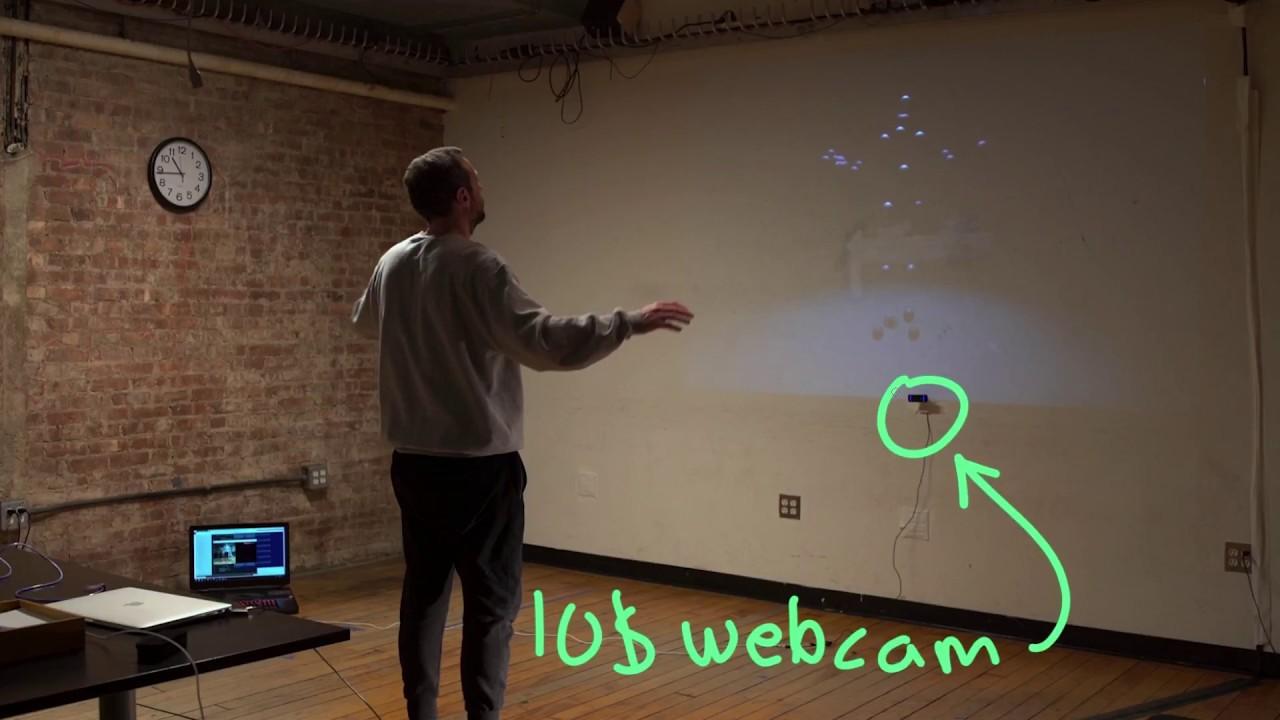 Turn Any Webcam Into A Microsoft Kinect