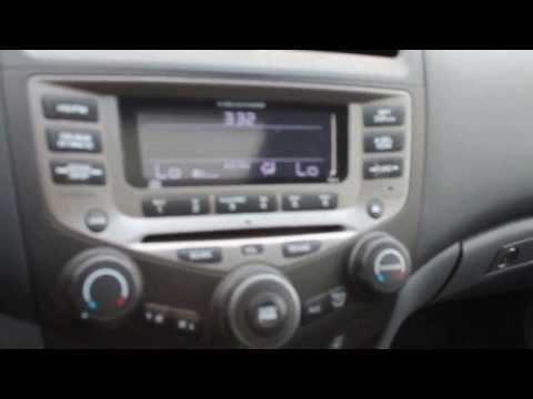 6373A 2006 Honda Accord EX V6 76k Miles