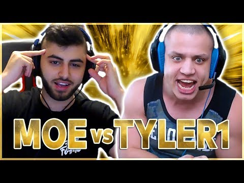 YASSUO VS TYLER1 - THE $10K BET IS ON! | DAY 1