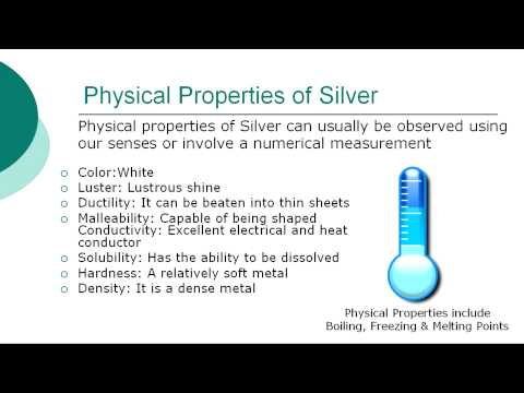 Chemical Properties Of Us Coin