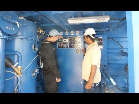 Transformer Oil Filtration Machine GlobeCore CMM–4.0 (4000 L/h)