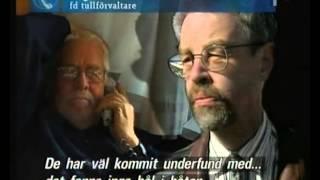 Uppdrag granskning Militär smuggling på Estonia Sverige 2004 Reportage DivX