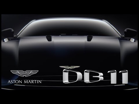 This is DB11 | Aston Martin