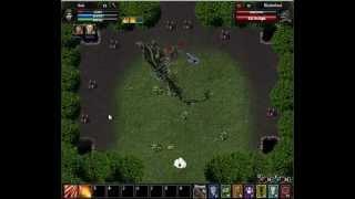 Hands of War 3 - Boss #1 - Hinderfiend