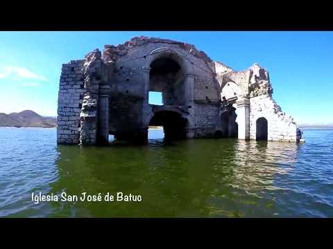 SAN PEDRO DE LA CUEVA - PRESA EL NOVILLO #VisitSonora