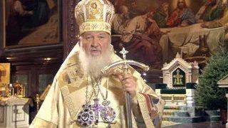 Рождество: торжественные службы проходят по всей России