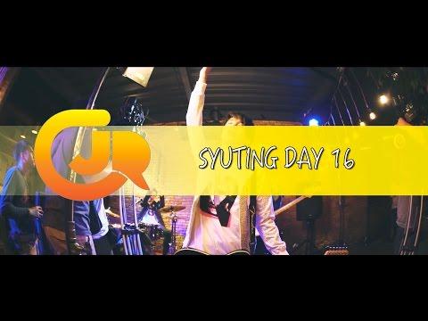 CJR - DAY 16 Ada Cinta Di SMA - Behind The Scene